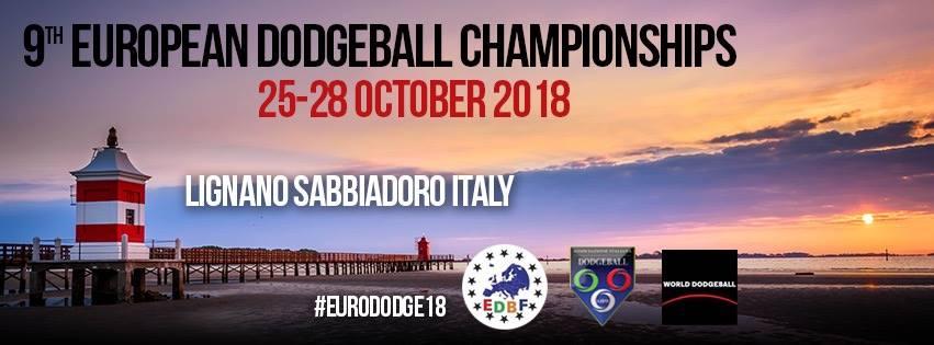 European Dodgeball Championships Fédération Suisse de Dodgeball 2018
