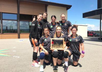 Dodgeball championnat suisse 16 juin 2019 6